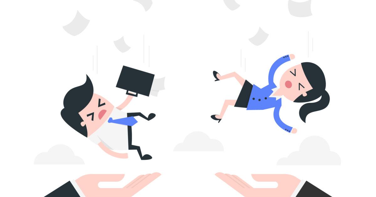 【嘘のような本当の話】会社員が安定してるって時代は終わり。これからは○○です!